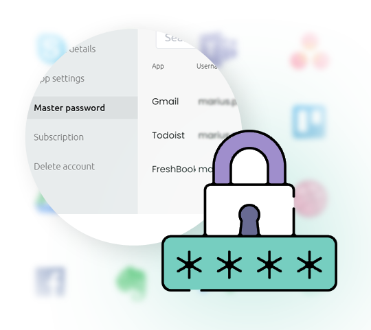 One Password Manager